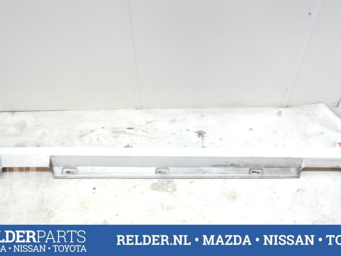 Gebruikte Mazda 3 Sport Bk14 1 6i 16v Sideskirt Rechts Relder Parts B V Onderdelenlijn Nl