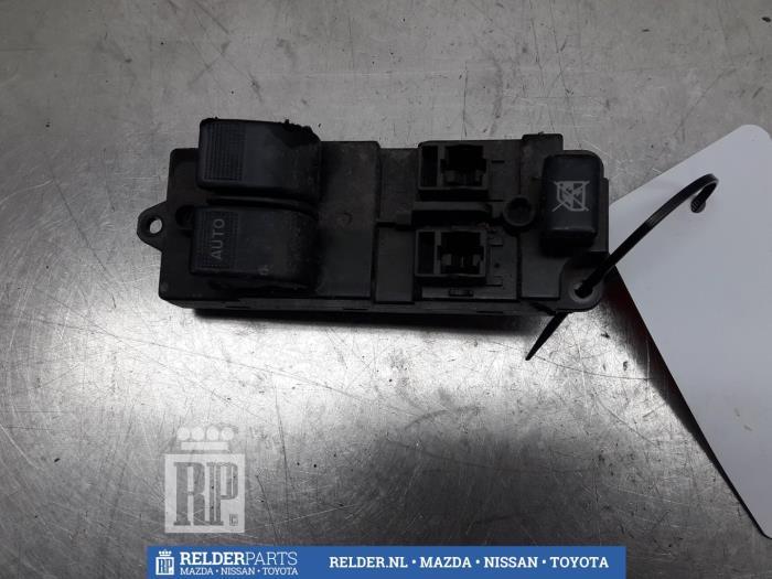 Mazda Ranger 2.5 TDCi 16V Duratorq 4x4 2012 Elektrisch Raam Schakelaar (klik op de afbeelding voor de volgende foto)
