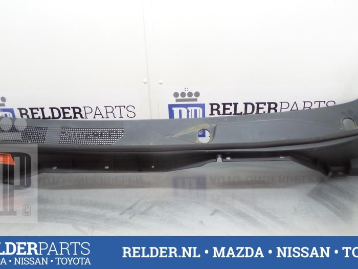 Nissan NV 200 (M20M) 1.5 dCi 86 2011 Paravent (klik op de afbeelding voor de volgende foto)