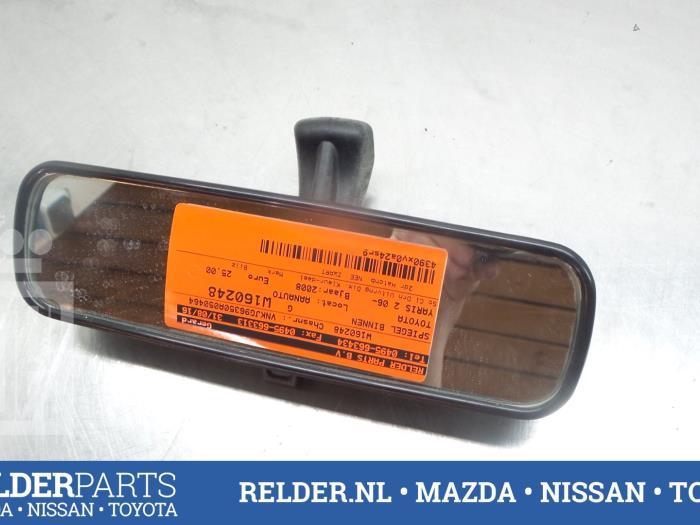 Spiegel Toyota Yaris : Used spiegel binnen for toyota yaris on relder parts