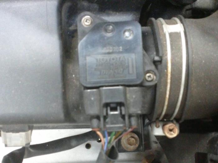 Toyota Celica {ZZT230/231} 1.8i 16V 2000 Luchtregelklep (klik op de afbeelding voor de volgende foto)