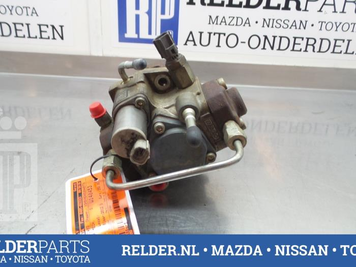 Used Brandstofpomp Mechanisch for Nissan Navara on Relder Parts