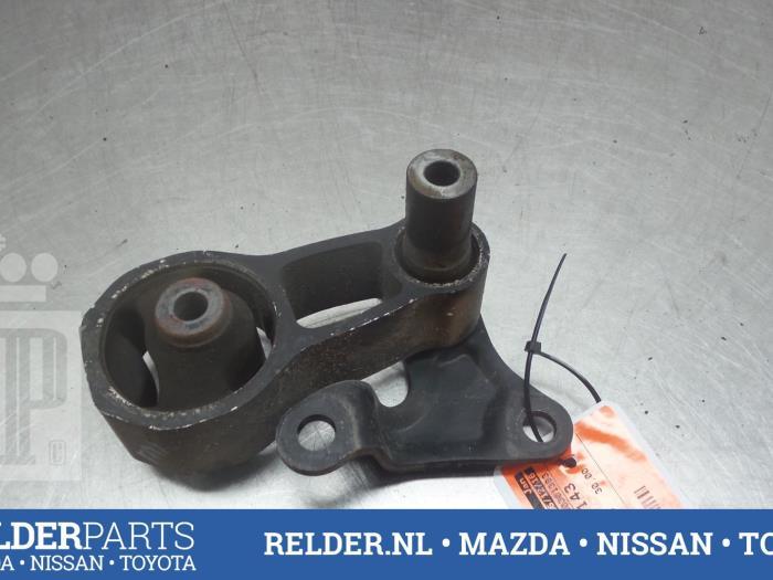 Mazda 2 (DE) 1.4 CDVi 16V 2011 Motorrubber (klik op de afbeelding voor de volgende foto)