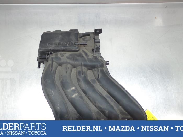 Nissan Juke (F15) 1.6 16V 2013 Inlaatspruitstuk (klik op de afbeelding voor de volgende foto)
