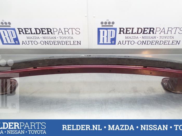 Nissan Juke (F15) 1.6 16V 2013 Bumperframe achter (klik op de afbeelding voor de volgende foto)