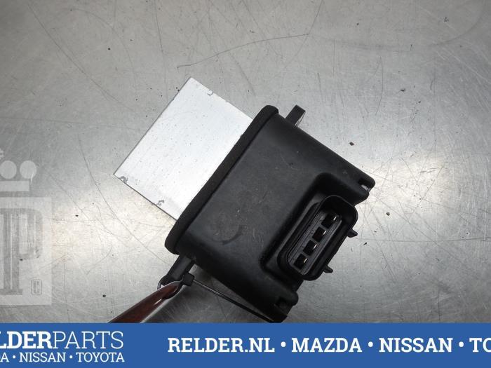 Nissan Navara (D40) 2.5 dCi 16V 4x4 2008 Kachel Weerstand (klik op de afbeelding voor de volgende foto)