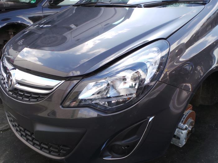 Gebruikte Opel Corsa Voorkop Compleet Rhenoy Onderdelen B V