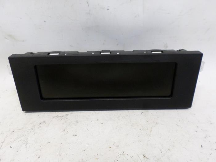 Citroen c2 display interieur reclycar de boer for Auto interieur spuiten