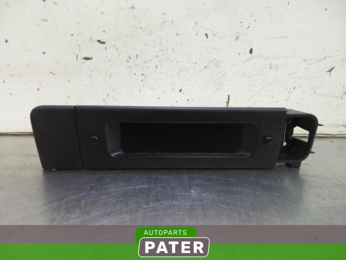 Gebruikte peugeot 406 coup 8c 3 0 v6 24v display for Peugeot 406 interieur