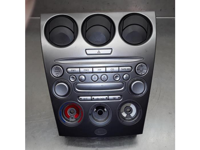 Radio Cd Player For Mazda 6 Crym4272k Japotonl