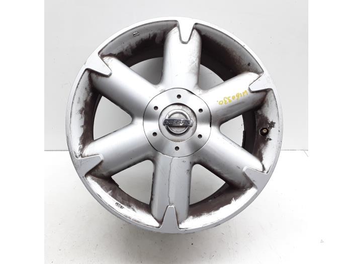 Gebruikte Nissan Murano 35 V6 24v 4x4 Velg Lichtmetaal