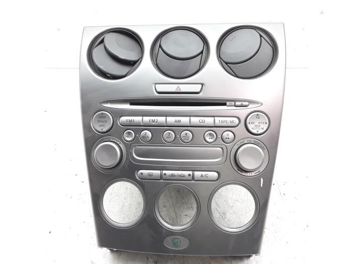 Radio CD player Mazda - Japanese & Korean car parts