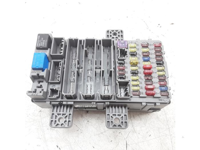 Fuse box Honda - Japanese & Korean car parts Honda Civic Aerodeck Fuse Box on
