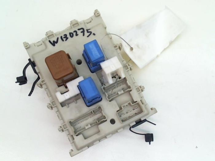 Fuse box Nissan - Japanese & Korean car parts Nissan Almera Tino Fuse Box on