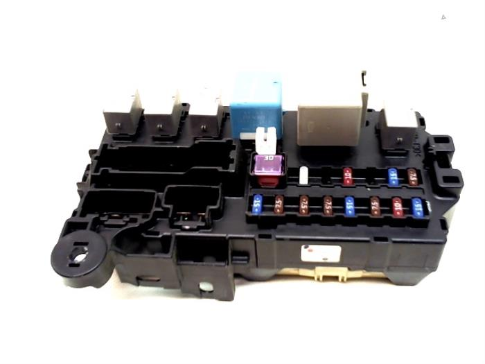 Fuse Box In Daihatsu Terios Wiring Diagram With Description