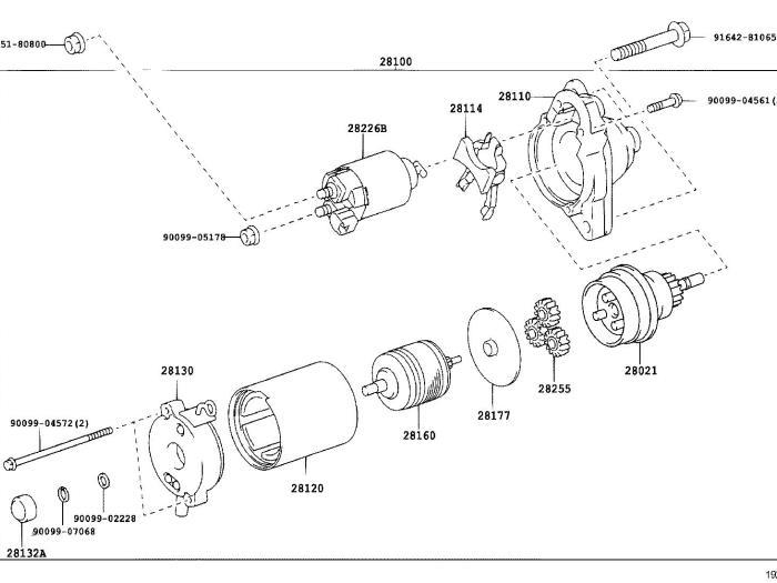 gebruikte lexus is 250 2 5 v6 24v startmotor