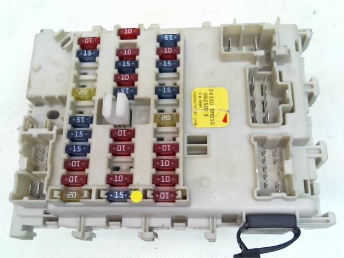 Fuse box Nissan - Japanese & Korean car parts Nissan Almera Fuse Box Location on