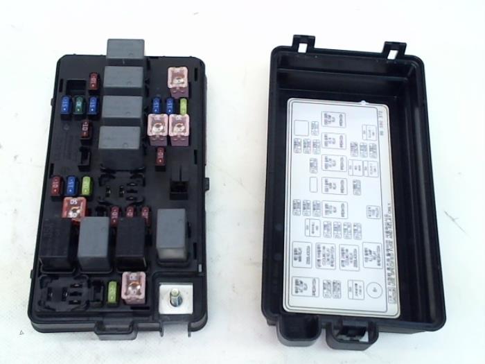 [SCHEMATICS_48IS]  Fuse box for Chevrolet Matiz - Japanese & Korean car parts | Chevrolet Matiz Interior Fuse Box |  | Japoto