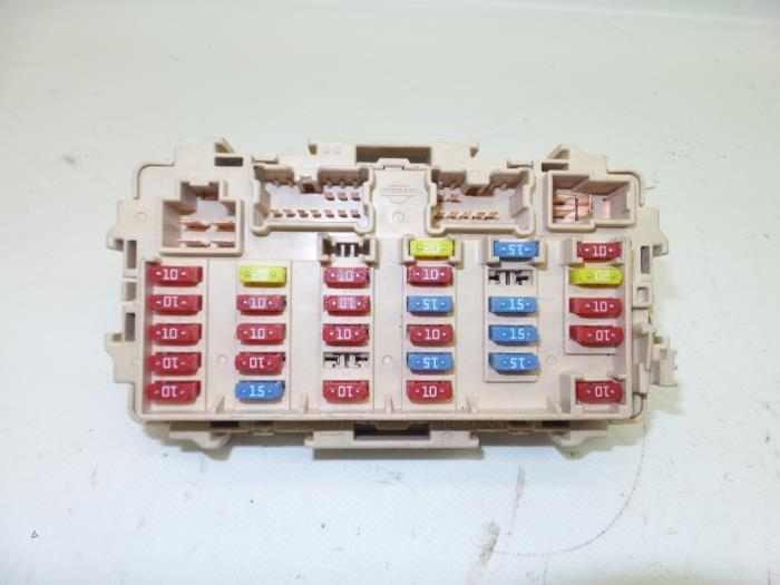 Fuse Box For Nissan X Trail Japanese Korean Car Parts