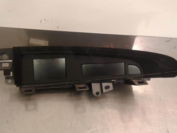 Gebruikte mazda 3 bl12 bla2 blb2 mzr 16v display for Auto onderdelen interieur