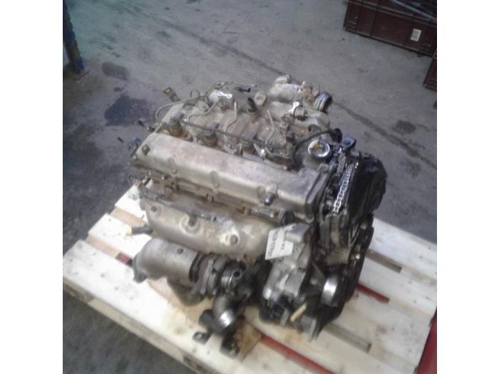 Engine for Kia Sorento - Japoto nl
