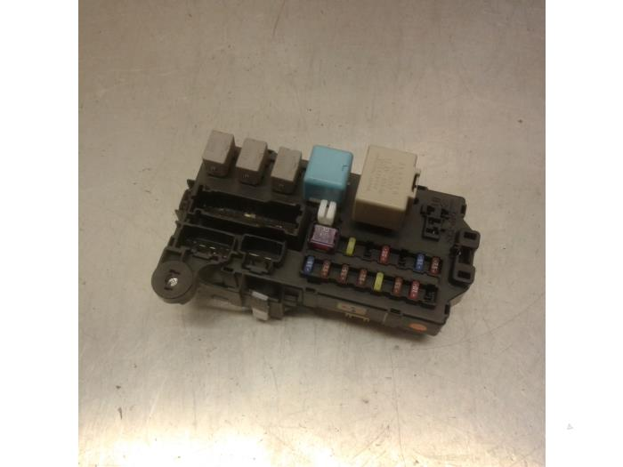 fuse box for daihatsu sirion