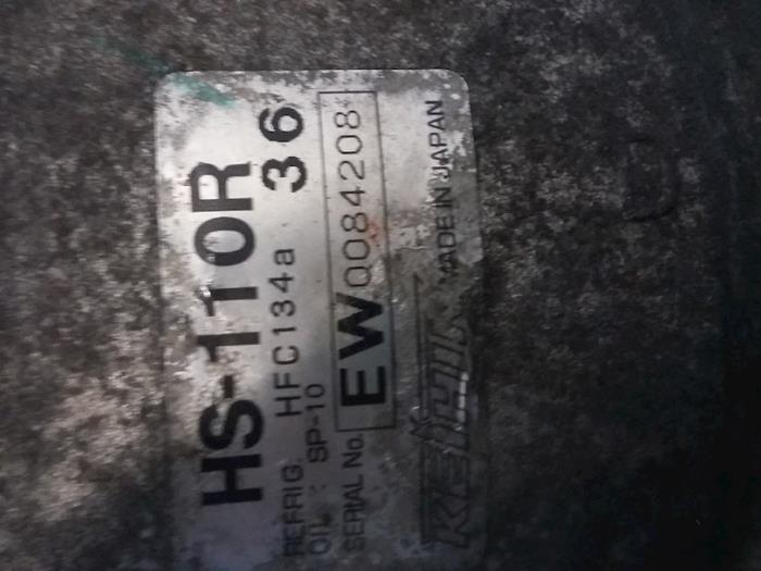 Aircopomp van een Honda Accord Tourer (CM/CN)