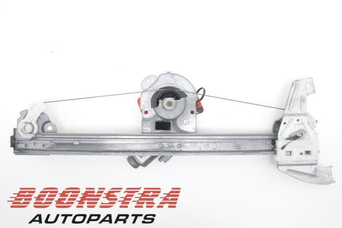 Citroen C1 Ruitmechaniek 4Deurs links-voor