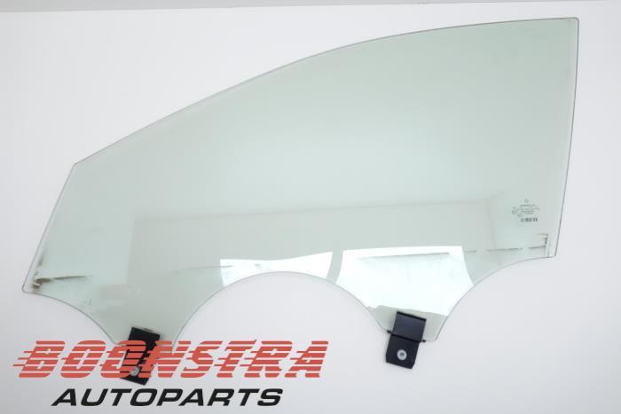 Mercedes S-Klasse Portierruit 4Deurs links-voor