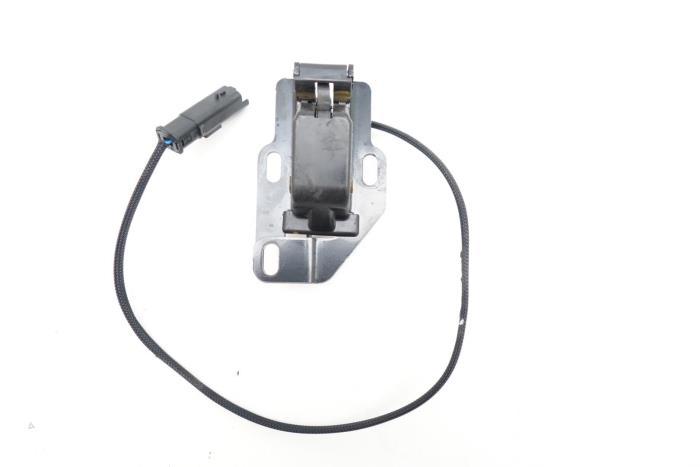 Citroen Jumpy Minibus/van rear door lock mechanism