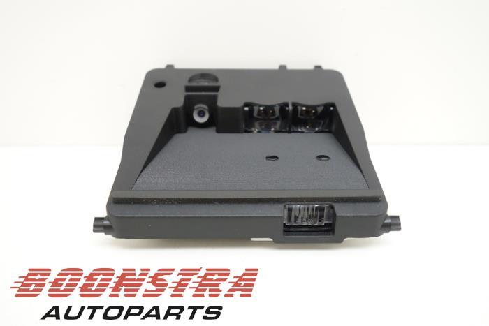 Toyota Yaris Brake assist sensor