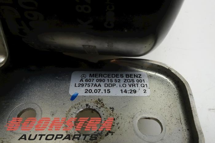 Brandstoffilter Mercedes A-Klasse (A6420906552, A6450920240, A6070901552, A6450920140, A6070901352, A0045421618, A6450700081)