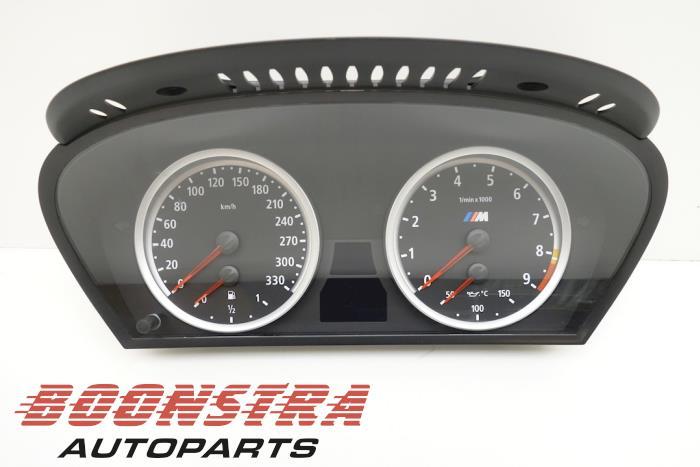 BMW 6-Serie Kilometerteller KM