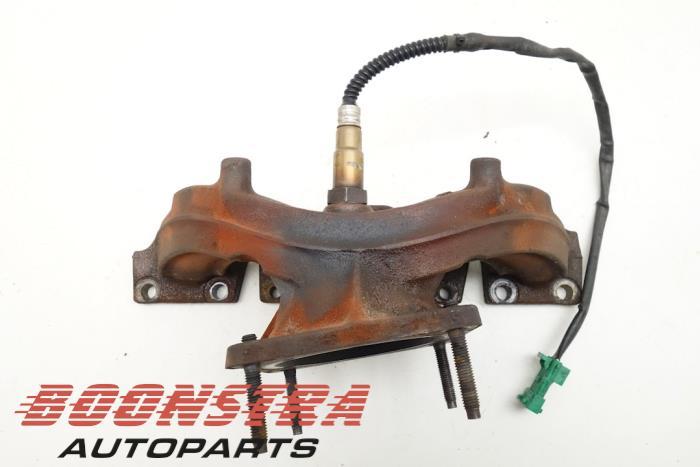 Uitlaatspruitstuk Peugeot 206 (0341G2, T1F117A17A)