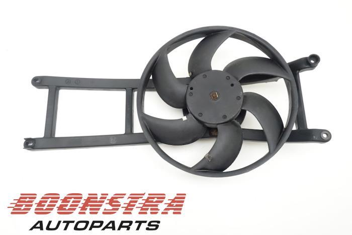 Fiat Panda Koelvin Motor