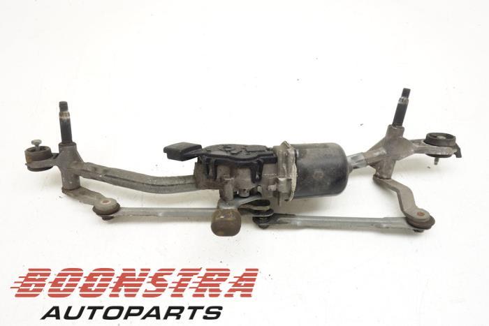 Citroen C3 Ruitenwis Mechaniek