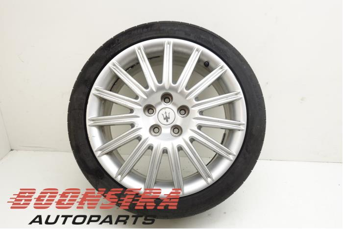 Maserati Spyder Felge