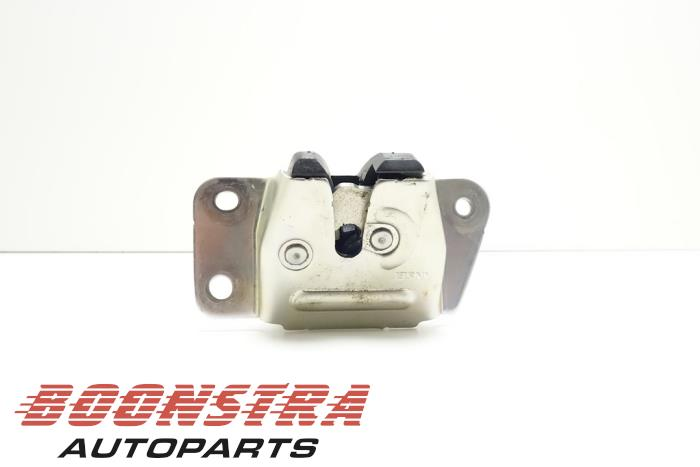 Mitsubishi ASX Boot lid lock mechanism
