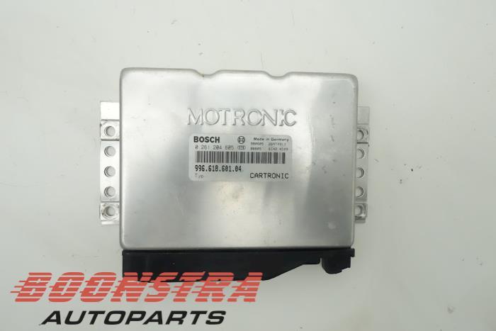 Porsche Boxster Computer Motormanagement