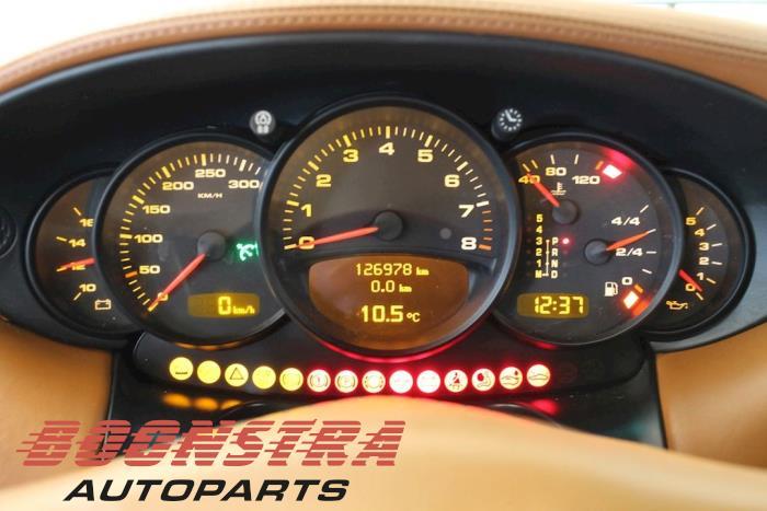 Porsche 911 Kilometerteller KM