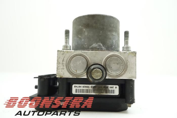 Peugeot 107 ABS pump