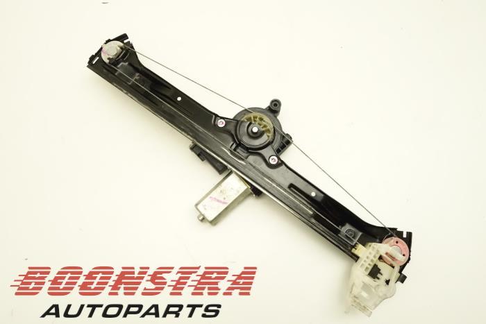 Fiat Bravo Ruitmechaniek 4Deurs links-voor