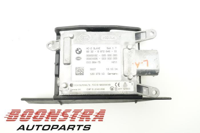 BMW X4 ACC Sensor (afstand)