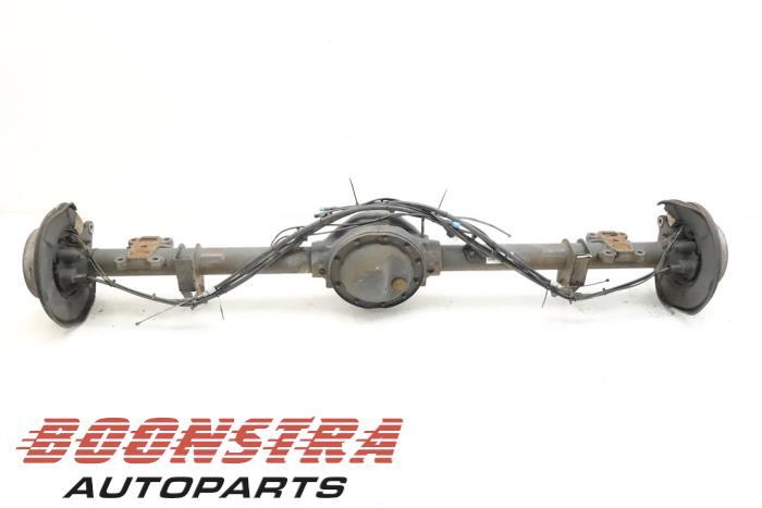 Mercedes Sprinter Achteras+Cardan