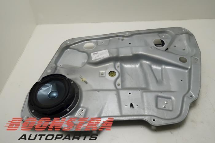 Mercedes ML-Klasse Ruitmechaniek 4Deurs rechts-voor