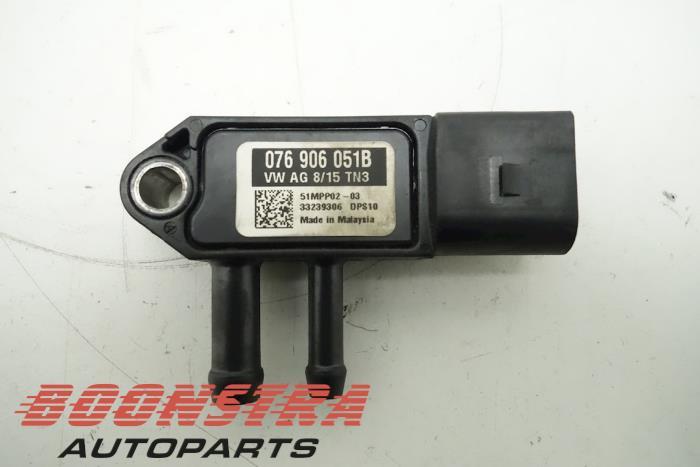 Volkswagen Tiguan Brandstofdruk sensor