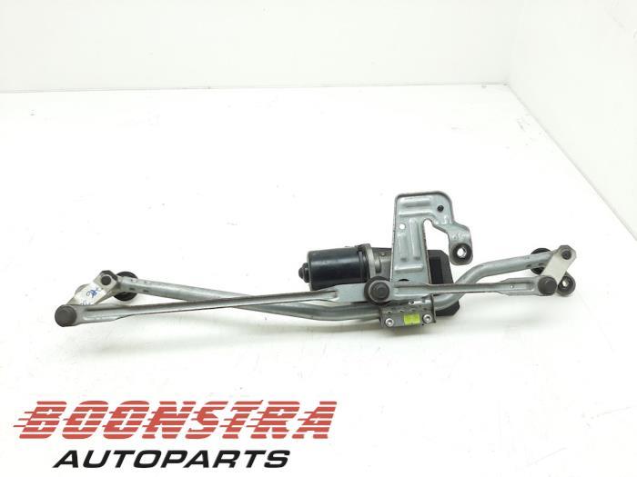Fiat Ducato Ruitenwissermotor voor