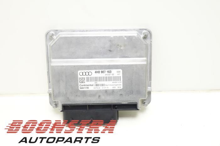 Audi A8 Transfer module 4x4