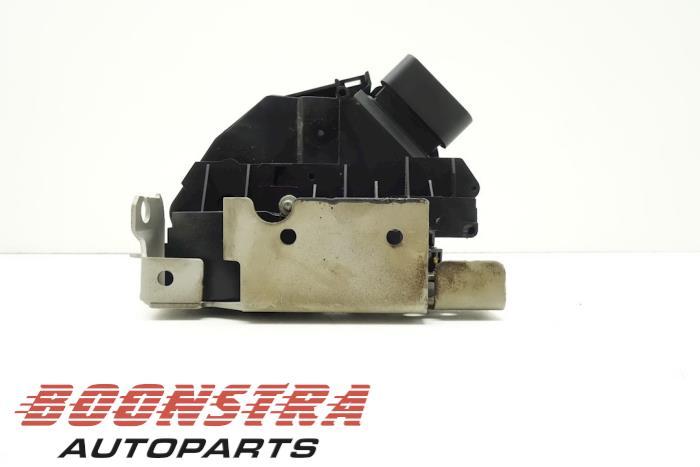 Ford Transit Minibus/van rear door lock mechanism