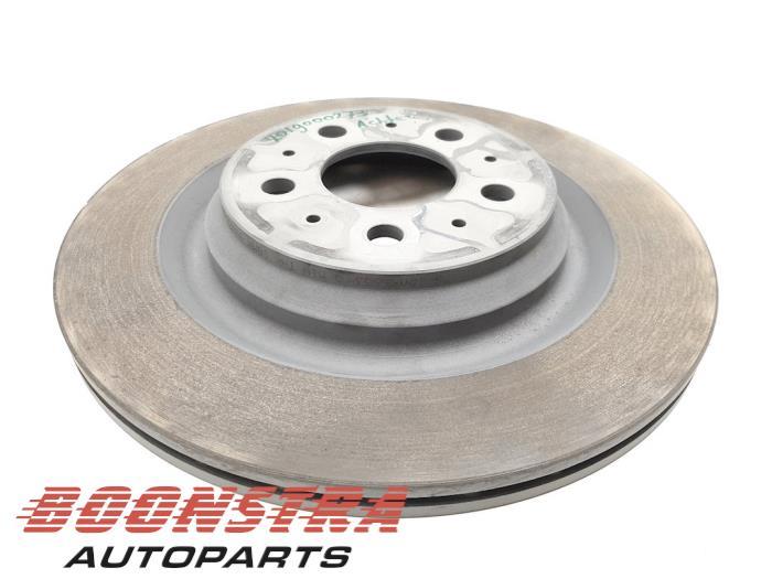 Tesla Model 3 Rear brake disc